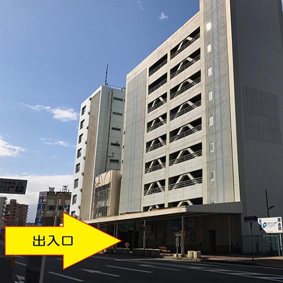 パラカ東堀第3立体駐車場