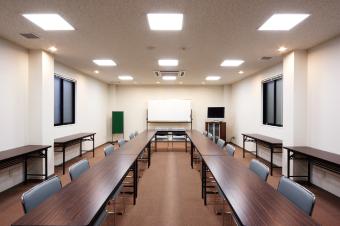 食堂兼会議室